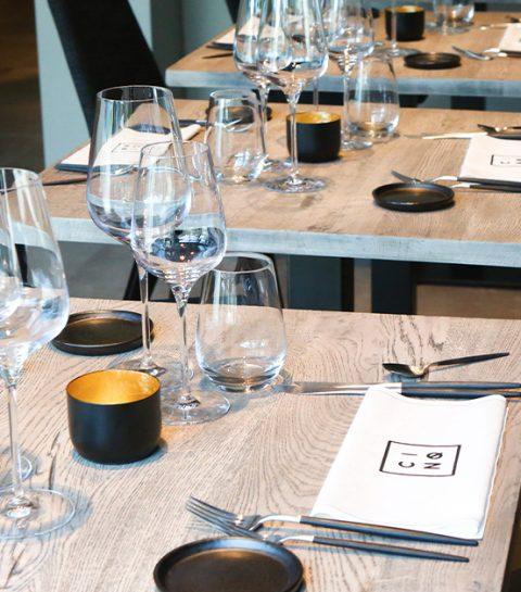 Weekendtip: culinaire creaties in Resto Cinq
