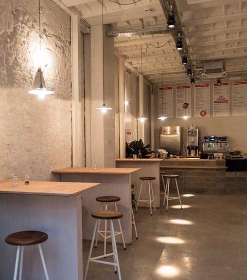 Nieuwe hotspot in Antwerpen: Emma's Kitchen