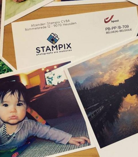 Met deze app tover je gratis foto's om tot postkaartjes
