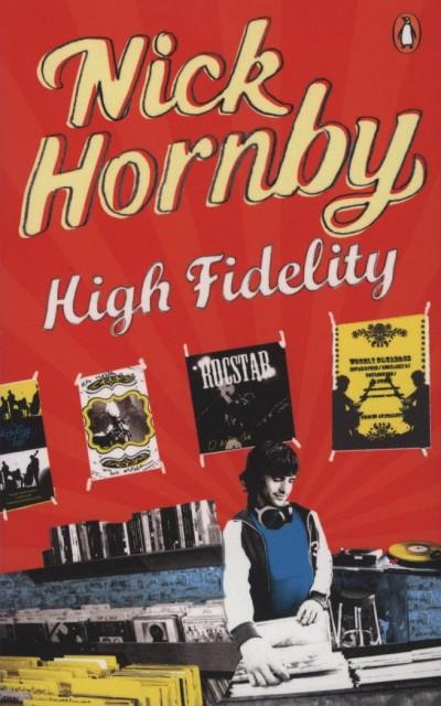 High Fidelity, Nick Hornby