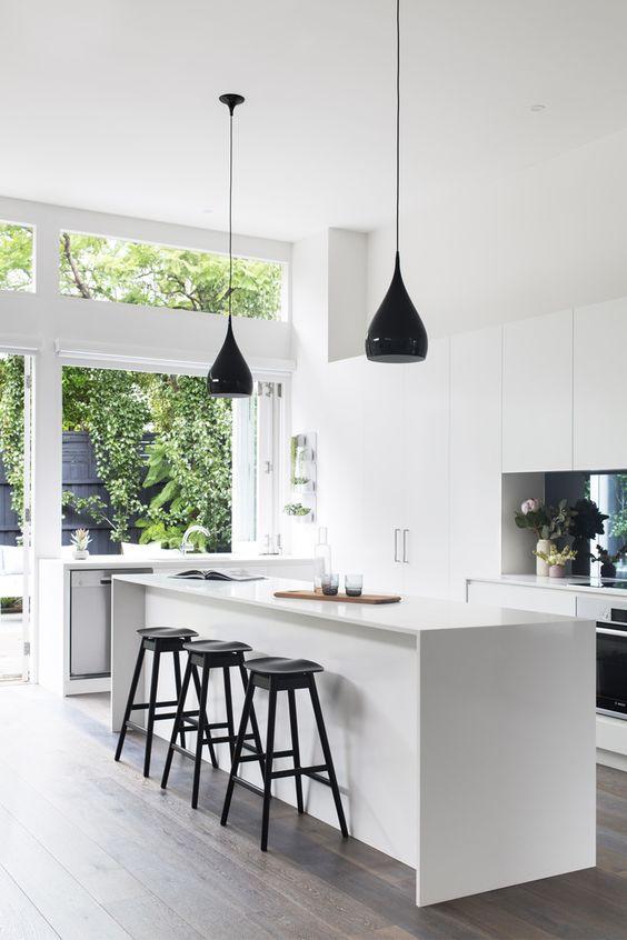 kleur kamer perfect keuken wit