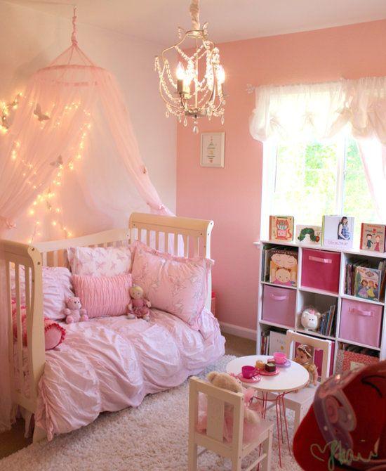 kleur kamer perfect kinderkamer roze