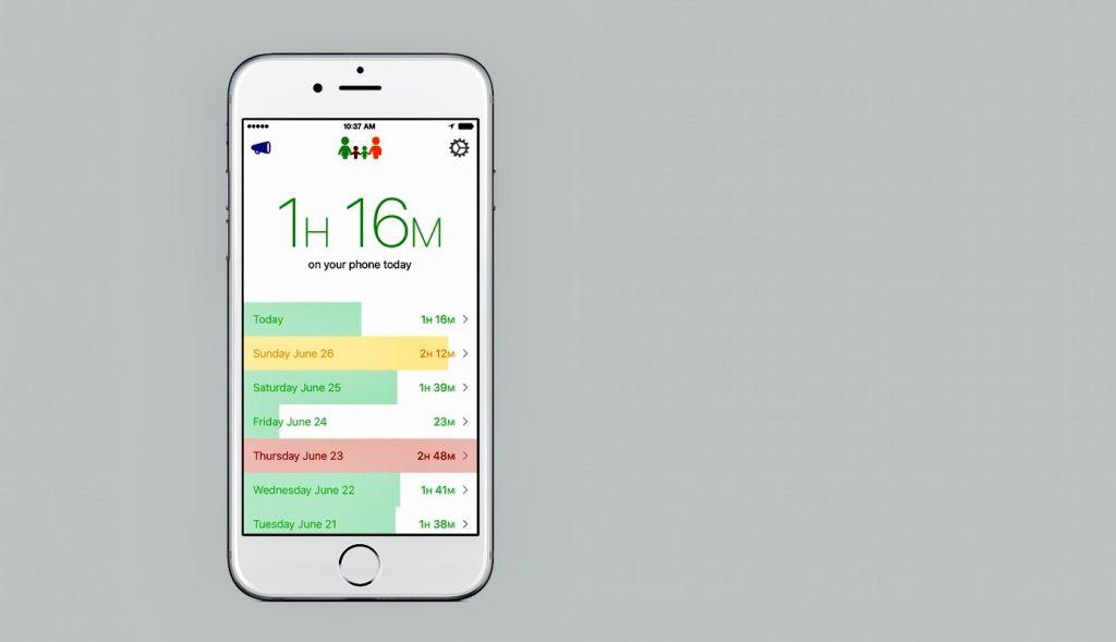 moment app smartphone