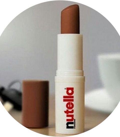 DIY: Nutella balsem en lipstick