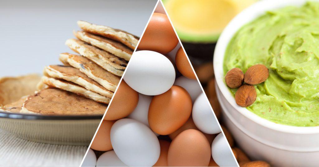 oatmeal-pancakes-eieren-avocado-guacamole-proteïnepannekoeken-havermout-eiwit-eiwitdieet-dieet