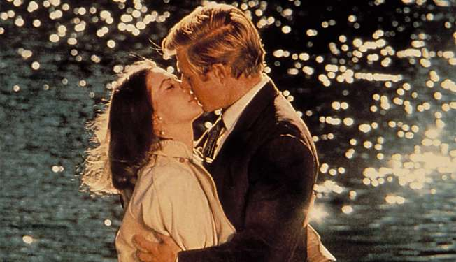 robert-redford jane fonda kissing 1967 barefoot in the park