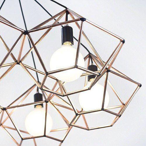 scandinavisch interieur essentials abstracte verlichting