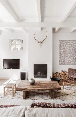 scandinavisch interieur essentials hout