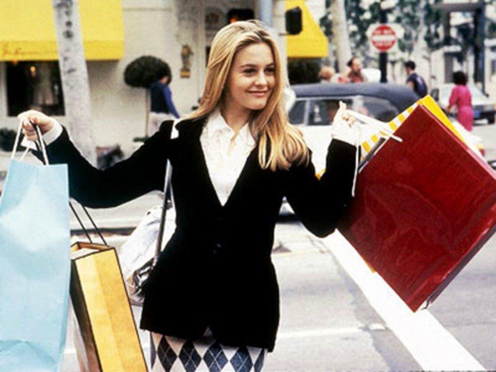 shoppen nineties