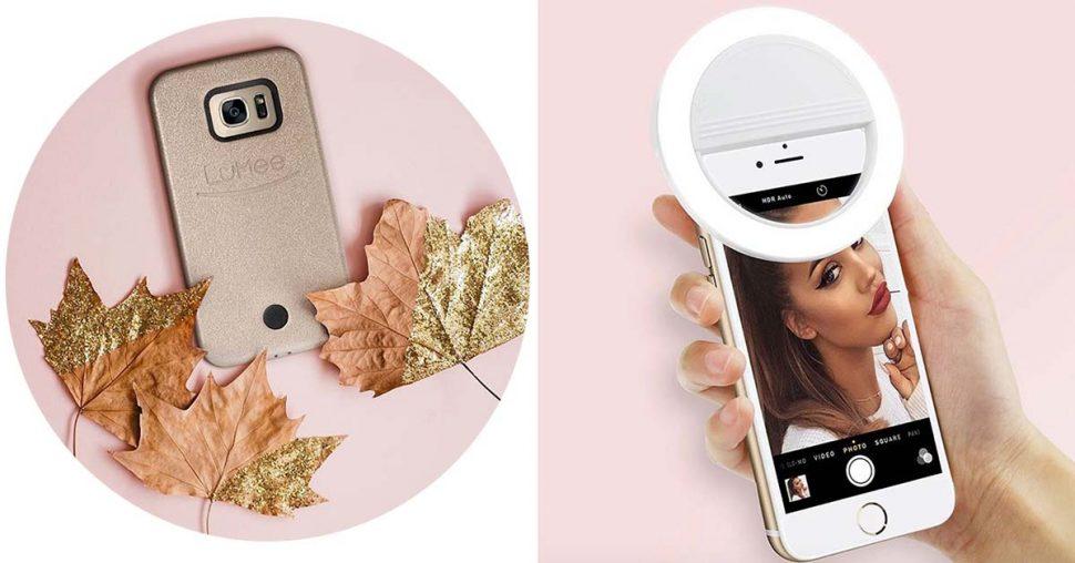 5 slimme gadgets die je selfies perfect maken