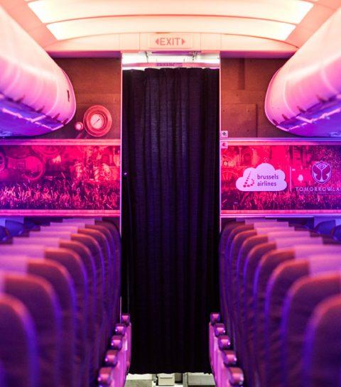3 redenen waarom wij willen meevliegen met het Tomorrowland vliegtuig