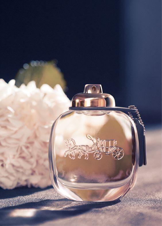 Coach eau de parfum, vanaf 39€