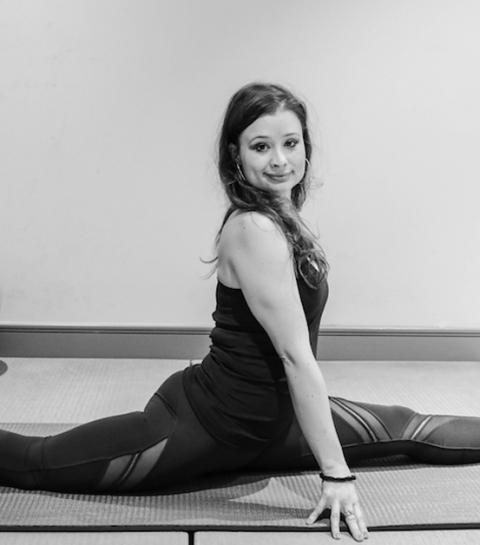 #ELLEsplitchallenge: zo leer je de ballerina split