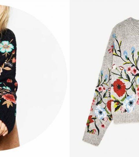 Waarom het internet in de ban is van deze Zara sweater