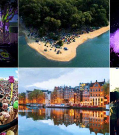 De 10 mooiste festival bestemmingen van 2017