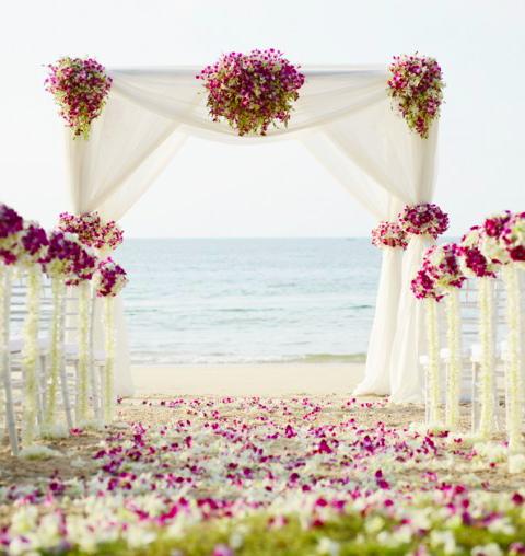 10 redenen om te trouwen in het buitenland