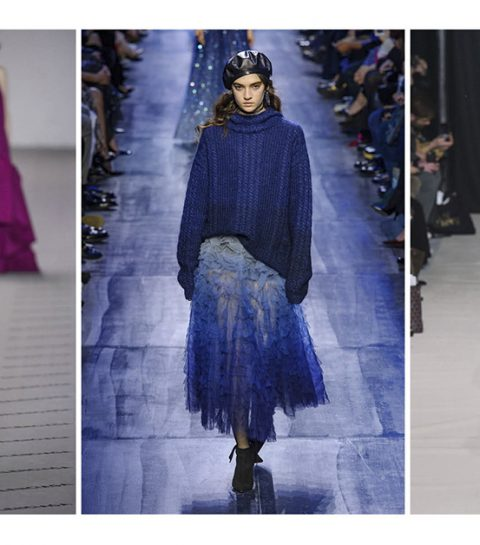 De hoogtepunten van Paris Fashion Week