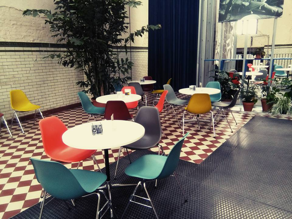 Eames Cafe C-mine Genk