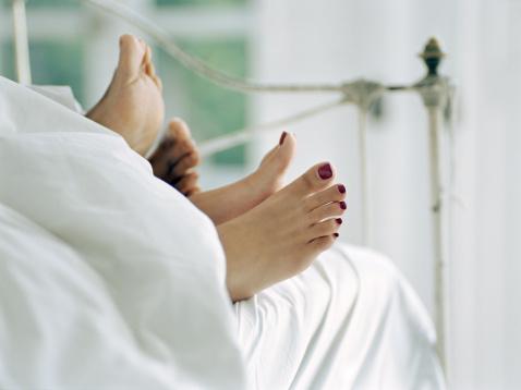 naakt slapen voordelen