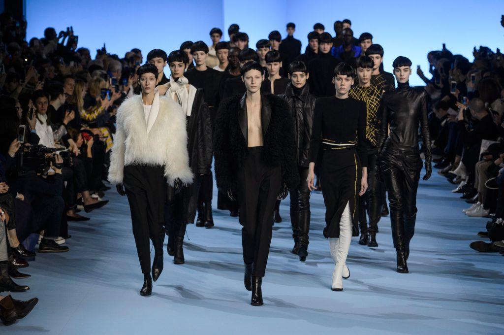 Haider Ackermann, Parijs, modeweek, FW17/18
