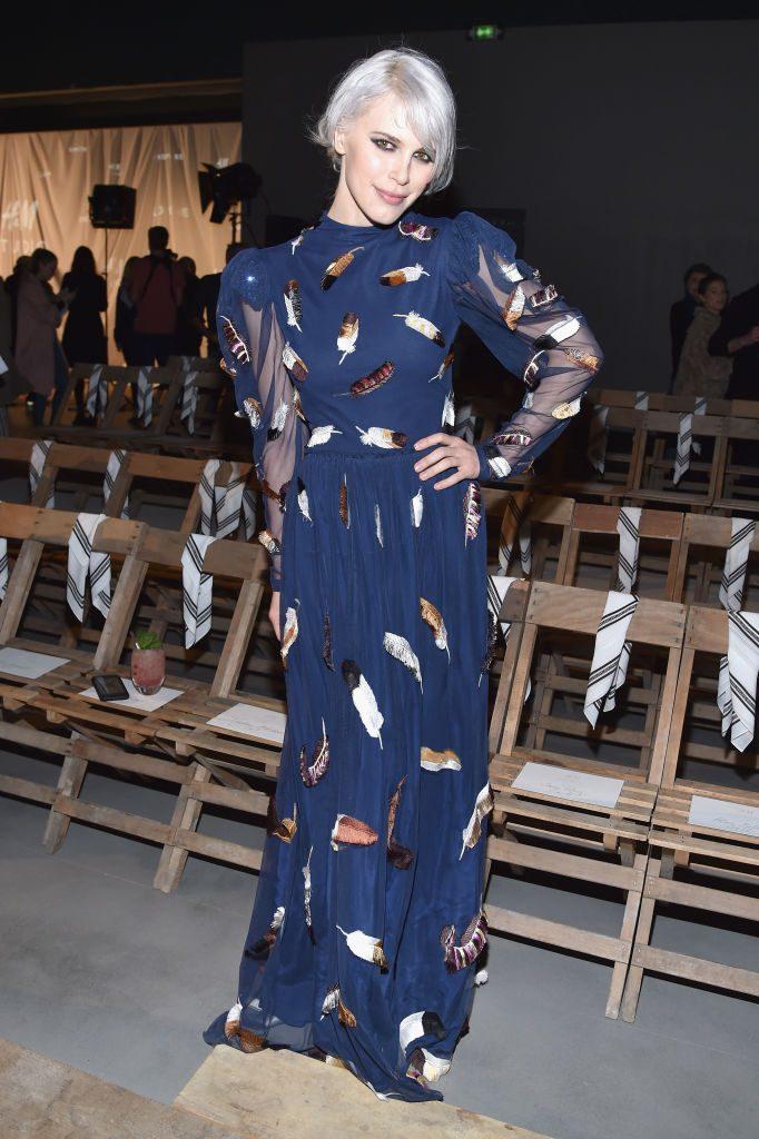 In beeld: celebs front row op Paris Fashion Week - 2