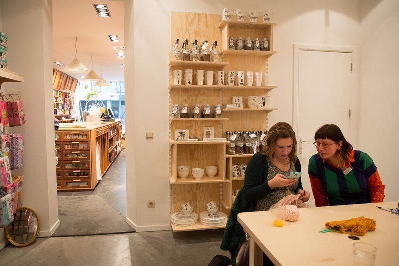 Conceptstore Atelier Veritas Antwerpen