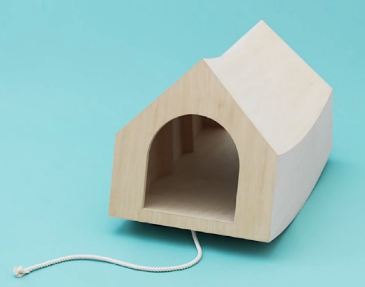 Beeld: Architecture for dogs