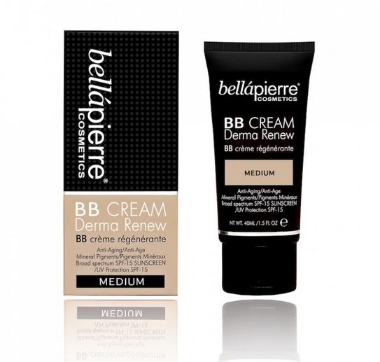 Bellápierre – BB Cream – Derma Renew