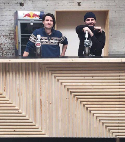 Verrassend pop-upconcept Contrair opent de deuren in Antwerpen