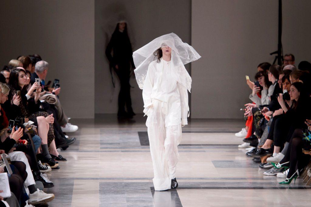 Ann Demeulemeester, PFW, FW17/18, Parijs, modeweek, Belgen