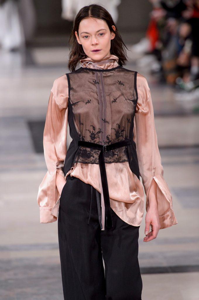 Ann Demeulemeester, Parijs, PFW, modeweek, FW17/18