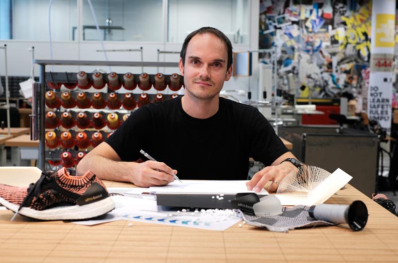 Adidas Designer Moritz-Hoelmueller
