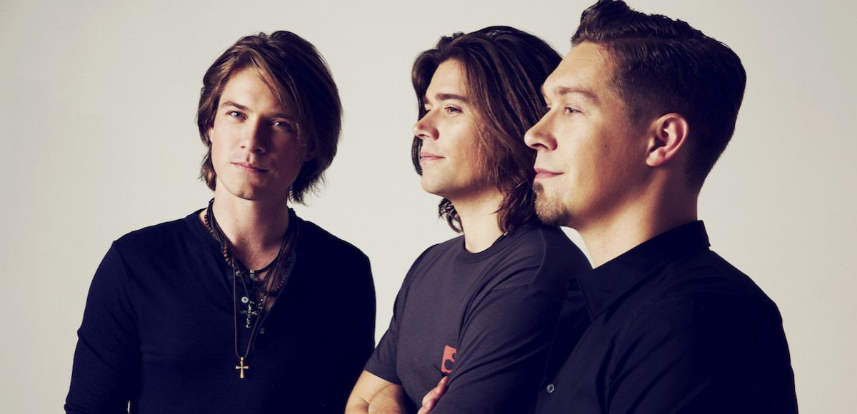 Hanson reunie tour the middle of everywhere belgie antwerpen trix 2
