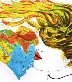 """Mijn verhaal: """"Mijn lief woont aan de andere kant van de wereld"""""""