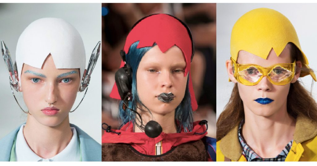 Maison-Margiela-toy-story-SS17-Paris-Parijs-fashion-week-catwalk-accessoires