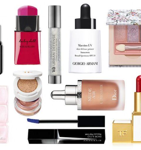 Dit zijn de 10 mooiste make-upcollecties voor de lente