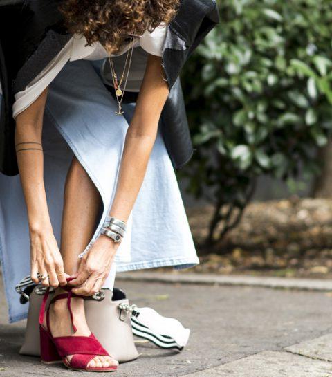 Streetstyle: stijltips voor het prille blote-benen-weer