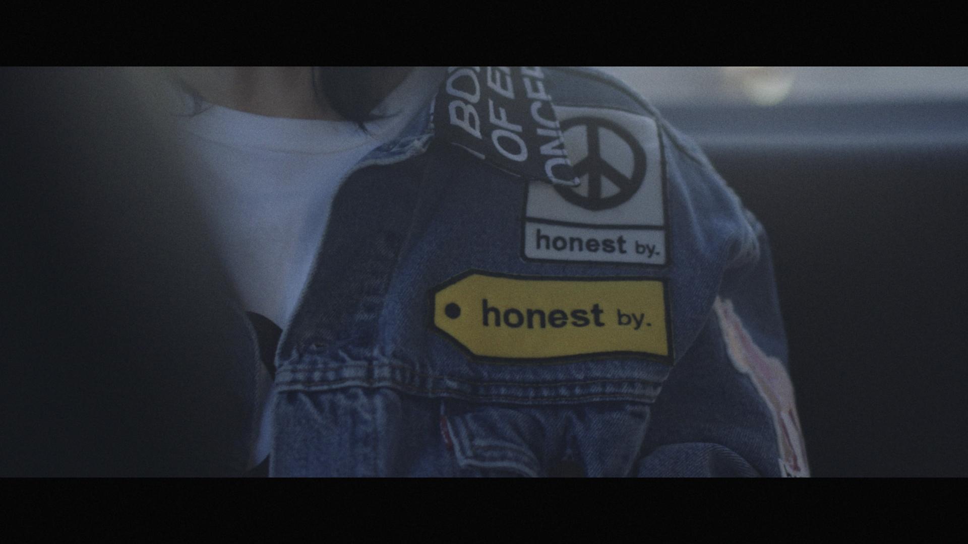 Kim Peers, model, Bruno Pieters, ontwerper, Honest by, Dift, modefilm