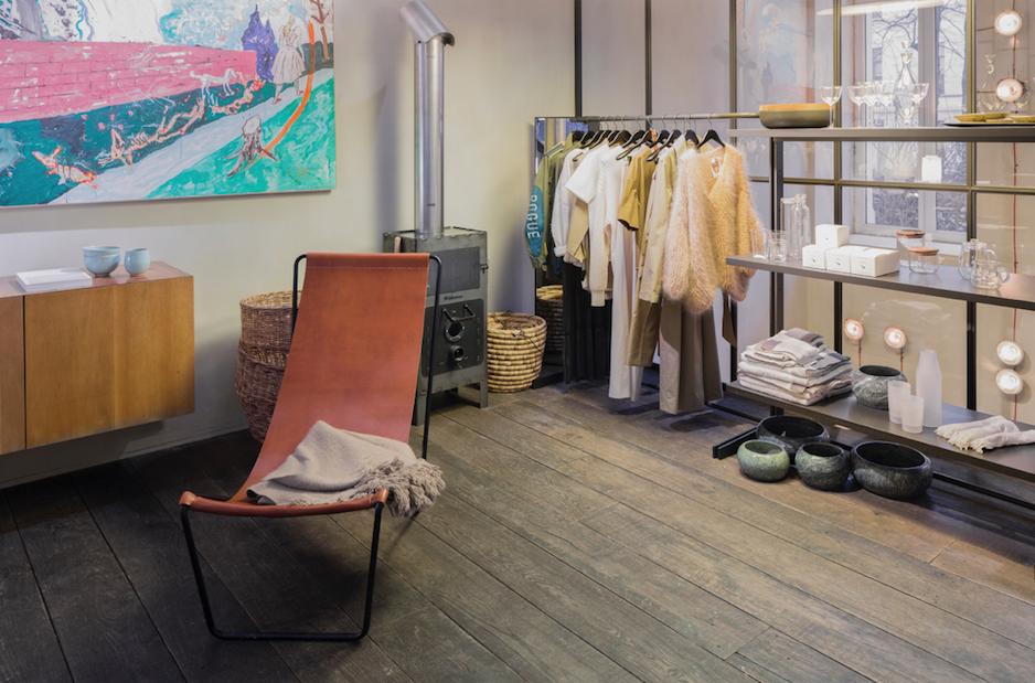 Graanmarkt 13, concept store, Antwerpen