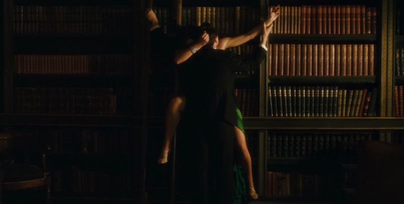Atonement Library Sapiosexual