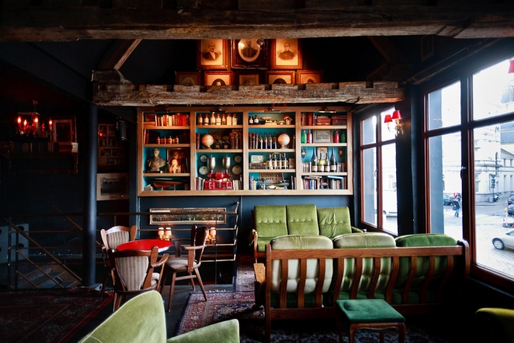 cocktail, bar, favoriet, gent