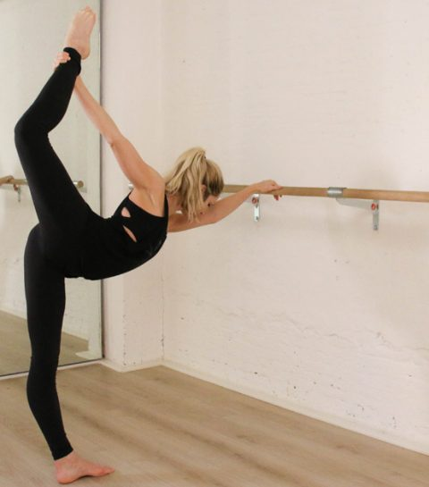 Barre Workout: zo geef je je billen een instant lift
