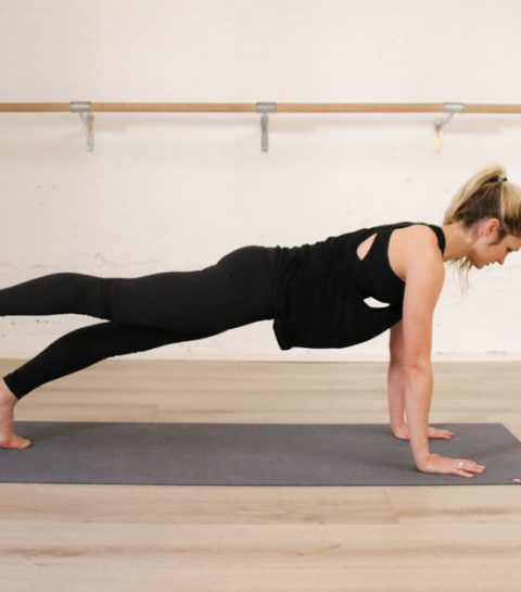 Barre Workout: zo krijg je al je spieren tegelijk strak