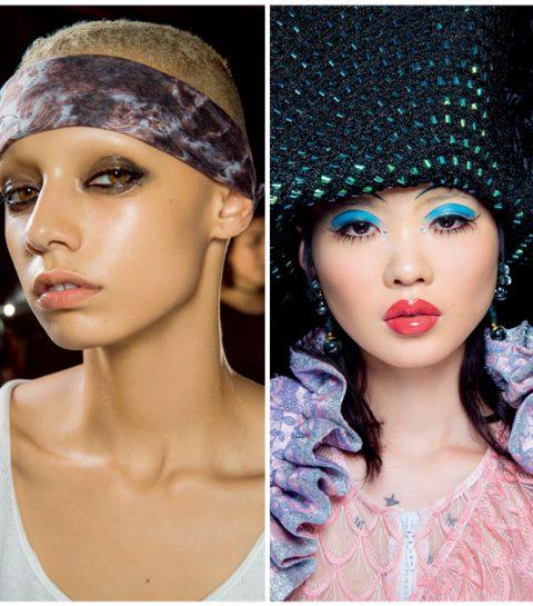 Make-uptrend: lekker nat