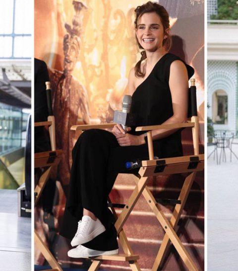Dit is het favoriete vegan schoenenmerk van Emma Watson