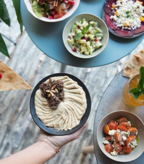 Beli: de Brusselse hotspot met het beste van de Libanese keuken