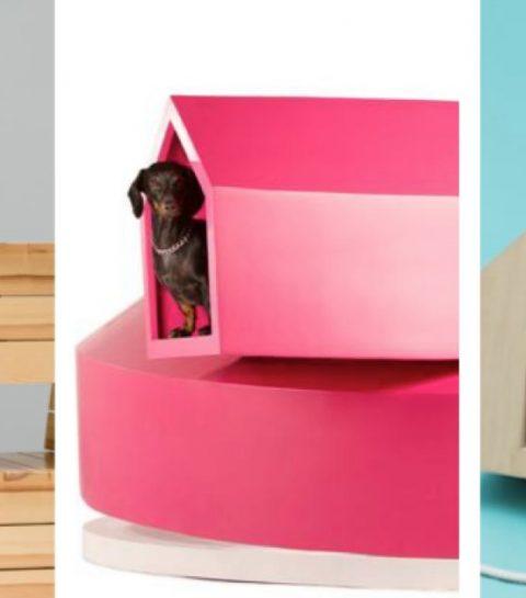 Dogchitecture: de 10 mooiste design hondenhokken