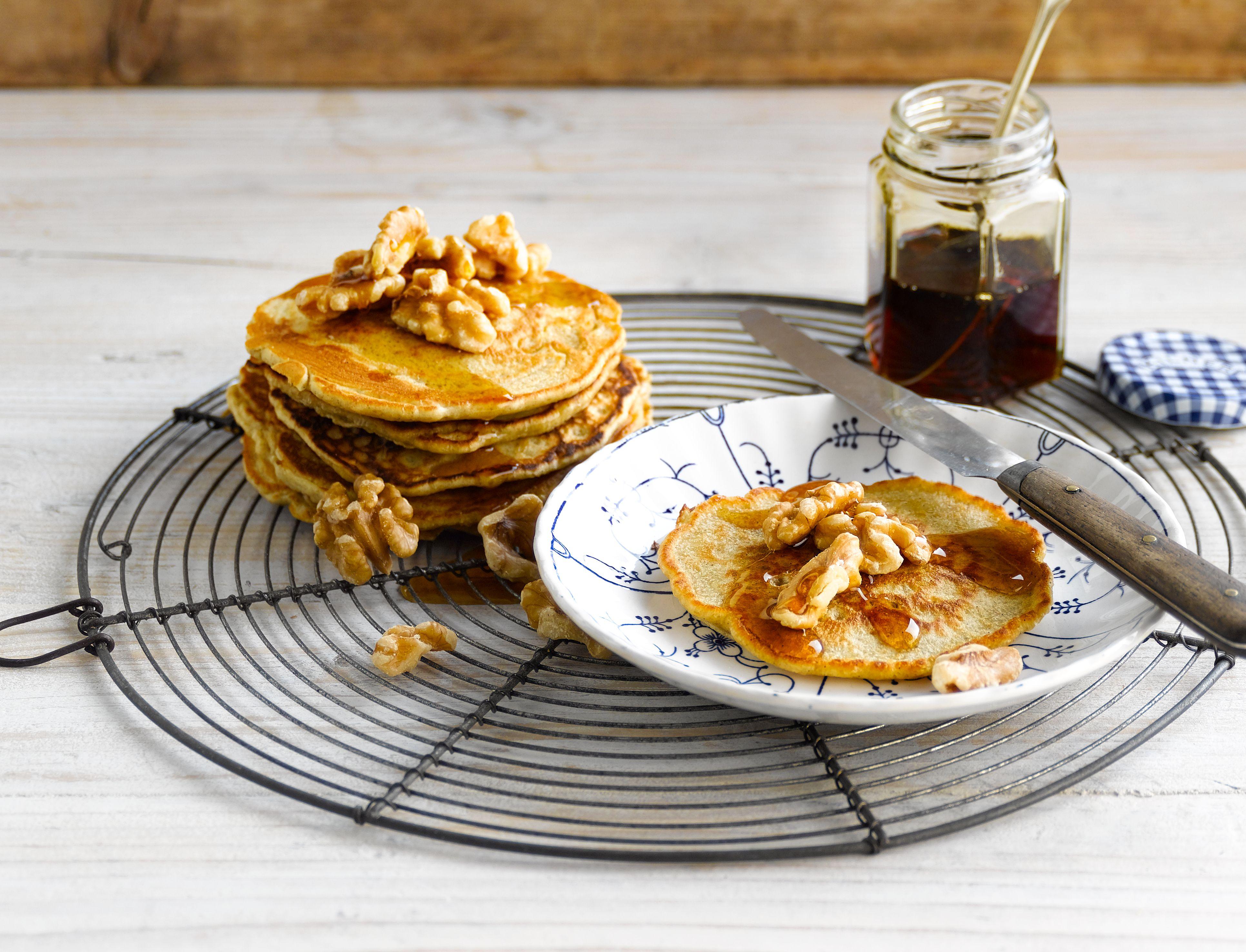 gezonde pannekoeken recepten