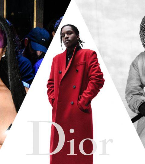 Hiphop en mode: waarom rappers in 1 nummer 27 merknamen droppen