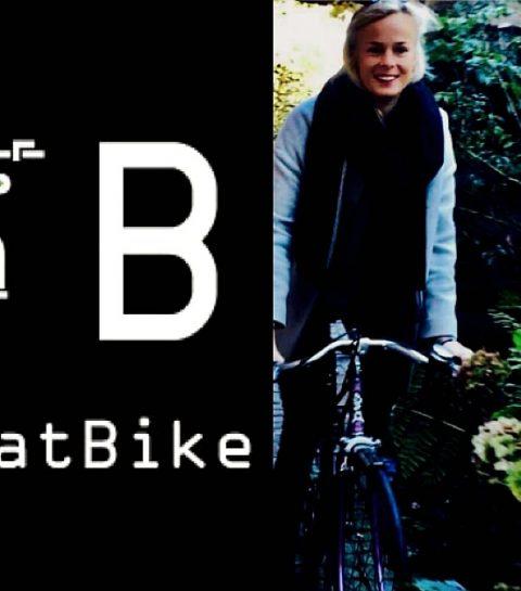 Deze app betaalt je om te fietsen